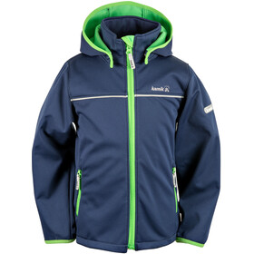 Kamik Jarvis Softshell Jacket Kids Peacoat